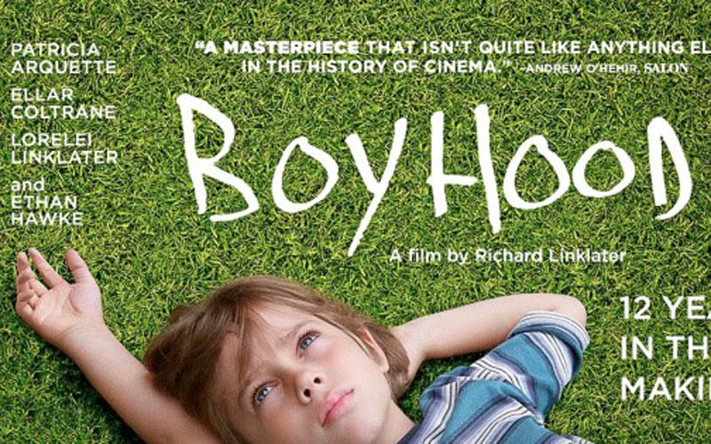 akurnik.cz / Boyhood 2014 - Richard Linklater