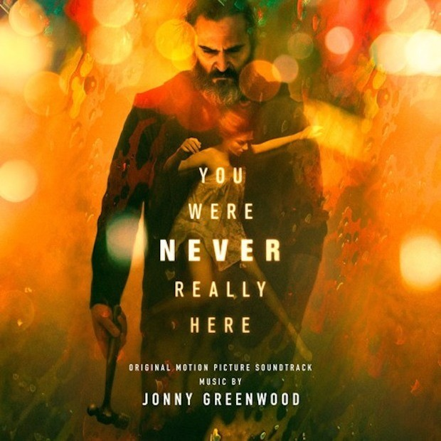 akurnik.cz / Jonny Greenwood - You Were Never Really Here (2018)