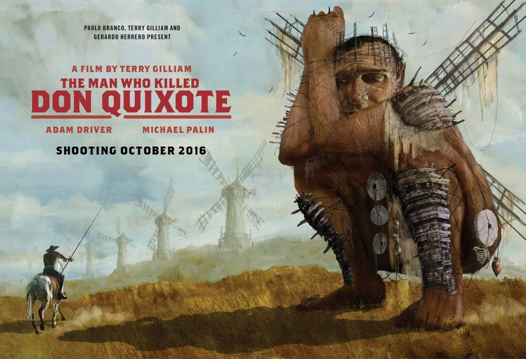 akurnik.cz / Terry Gilliam a Don Quijote